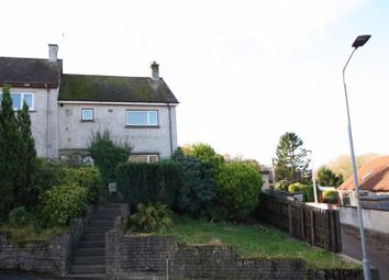 Thumbnail 2 bed terraced house for sale in 2 The Craigs, Devonside, Tillicoultry