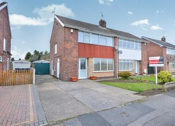 Thumbnail 3 bed semi-detached house for sale in Gill Street, Sutton In Ashfield, Nottinghamshire, Notts
