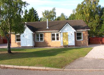Thumbnail 4 bed detached house for sale in Silverglades, Aviemore