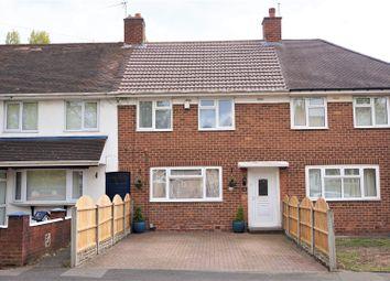 Thumbnail 3 bed terraced house for sale in Chipstead Road, Erdington, Birmingham