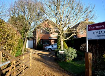 Thumbnail 4 bed detached house for sale in Almners Road, Lyne