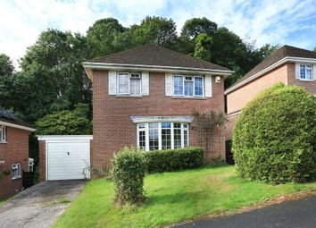 Thumbnail 4 bedroom detached house for sale in Southgate Avenue, Plymstock, Plymouth