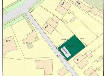 Thumbnail Land for sale in High Street, Somersham