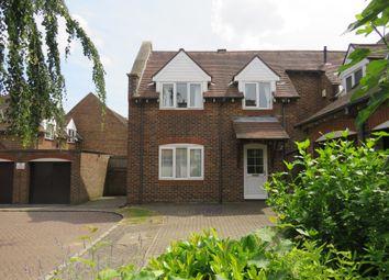 3 bed link-detached house for sale in Harold Court, Canute Road, Faversham ME13