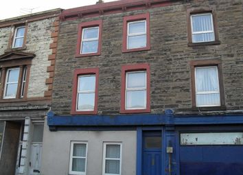 Thumbnail 1 bed flat to rent in Station Road, Workington