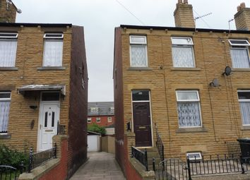 Thumbnail 3 bed end terrace house for sale in Victoria Street, Ravensthorpe, Dewsbury