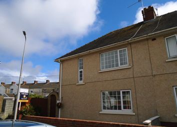Thumbnail 3 bed semi-detached house for sale in Min Y Mor, Llanelli, Carmarthenshire, West Wales