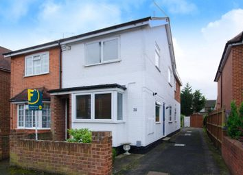 Thumbnail 2 bed flat to rent in Abbey Road, Horsell