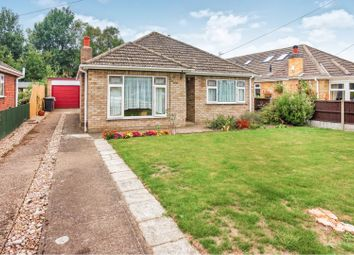 Thumbnail 3 bed detached bungalow for sale in Gardenfield, Skellingthorpe, Lincoln