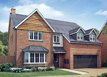 Thumbnail 5 bed detached house for sale in Kings Street, Yoxall, Staffordshire