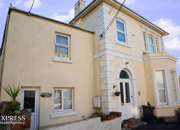 Thumbnail 2 bedroom semi-detached house for sale in New Road, Teignmouth, Devon