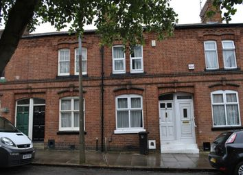 Thumbnail 2 bedroom terraced house to rent in St. Leonards Road, Leicester