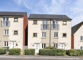Thumbnail 3 bed town house for sale in Sinclair Drive, Basingstoke