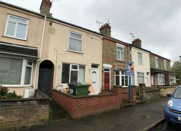 Thumbnail 3 bed terraced house to rent in Princes Road, Peterborough, Cambridgeshire