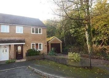 Thumbnail 3 bed semi-detached house to rent in The Brades, Caerleon, Newport