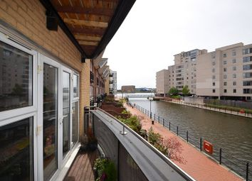 Thumbnail 2 bedroom flat for sale in Adventurers Quay, Cardiff Bay, Cardiff