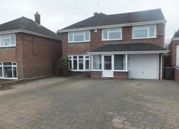 Thumbnail 4 bed property to rent in Cotysmore Road, Sutton Coldfield