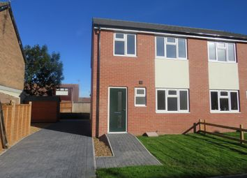 Thumbnail 3 bed semi-detached house for sale in Half Mile Green, Stanningley, Pudsey