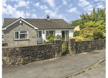 Thumbnail 3 bed detached bungalow for sale in Lower Common, Abergavenny