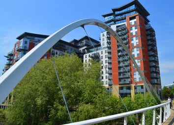 Thumbnail 2 bed flat to rent in Riverside Way, Leeds