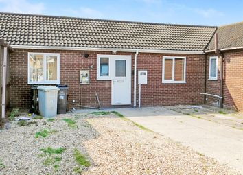 Thumbnail 2 bed terraced bungalow for sale in Scotts Close, Skegness, Lincs
