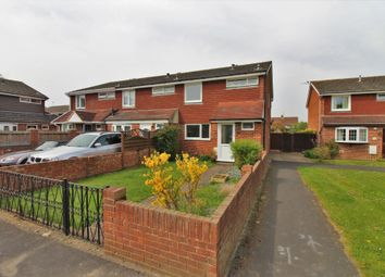 Thumbnail 3 bedroom end terrace house for sale in Balderton Close, Portsmouth
