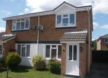 Thumbnail 2 bed end terrace house to rent in 5 Maes Y Meillion, Waunceirch, Neath.