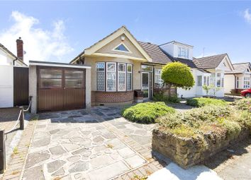 Thumbnail 2 bed bungalow for sale in Ravenscourt Drive, Hornchurch