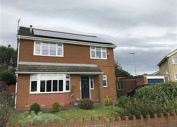 Thumbnail 4 bed detached house to rent in Stoneleigh Grove, Ossett