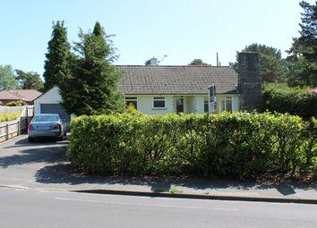 Thumbnail 2 bed detached bungalow for sale in Woolsbridge Road, St. Leonards, Dorset