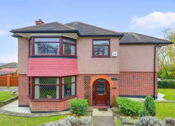 Thumbnail 4 bed detached house for sale in Park Side, Dollis Hill, London