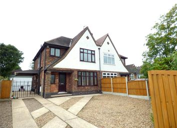 Thumbnail 3 bed semi-detached house for sale in Waverley Road, Mansfield, Nottinghamshire