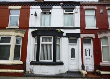 Thumbnail 3 bed terraced house for sale in Halsbury Road, Liverpool