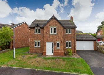 Thumbnail 4 bed detached house for sale in Anderton Way, Garstang, Preston