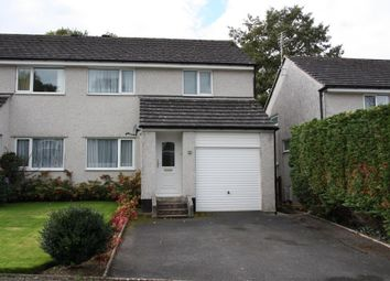 Thumbnail 3 bed semi-detached house to rent in Church Park Road, Plymouth