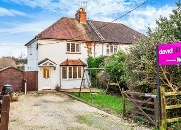 Thumbnail 3 bed semi-detached house for sale in Arborfield, Arborfield