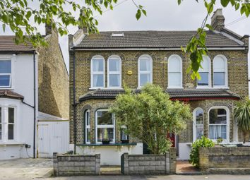 Thumbnail 3 bed semi-detached house for sale in Mornington Road, Leytonstone, London