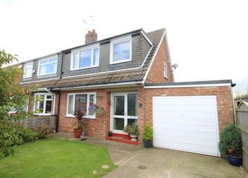 Thumbnail 3 bed semi-detached house for sale in The Mount, Driffield