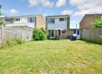 Thumbnail 3 bed link-detached house for sale in Knaves Acre, Headcorn, Ashford, Kent