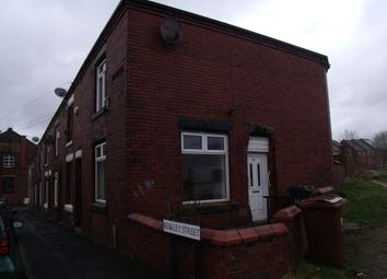 Thumbnail 2 bedroom end terrace house to rent in Park Lane, Royton, Oldham