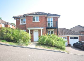 Thumbnail 4 bed detached house to rent in Petchart Close, Cuxton, Rochester