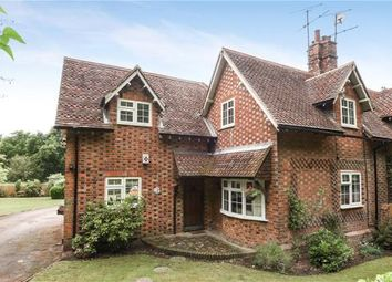 Thumbnail 3 bed semi-detached house for sale in Stanlake Lane, Ruscombe, Reading