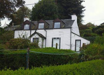 Thumbnail 1 bed flat for sale in Upper Flat, Cherrybank Cottage, Ardbeg Road, Rothesay, Isle Of Bute