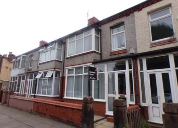Thumbnail 3 bed terraced house for sale in Beechwood Road, Cressington, Liverpool, Merseyside