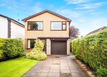 Thumbnail 3 bed detached house for sale in Cobham Road, Moreton, Wirral