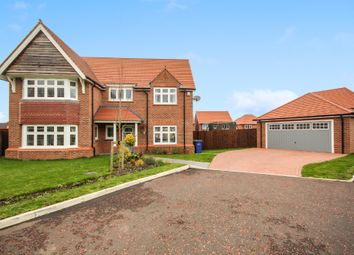 4 bed detached house for sale in Kirkby Close, Buckshaw Village, Chorley PR7