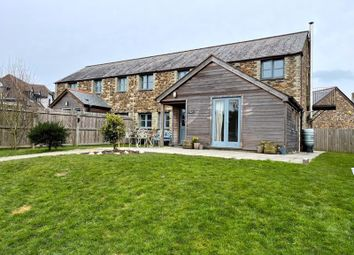 Thumbnail 3 bed barn conversion for sale in Polscoe, Lostwithiel