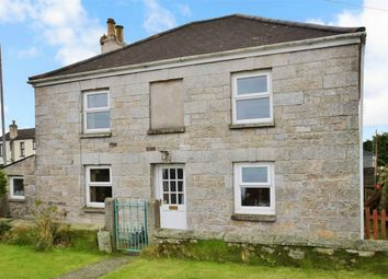 Thumbnail 3 bed detached house for sale in Mabe Burnthouse, Penryn, Cornwall