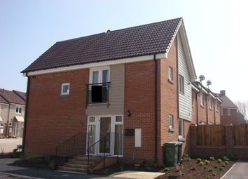 Thumbnail 1 bed terraced house to rent in Taplin Close, Basingstoke