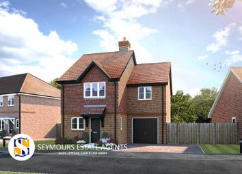 Thumbnail 3 bed detached house for sale in Amlets Lane, Cranleigh